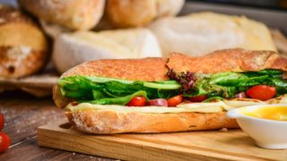 Sandwich-samune