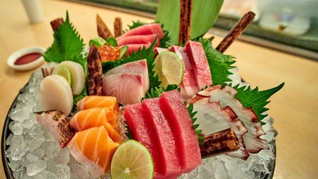 sashimi-samune