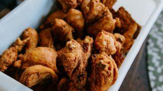 chicken-samune