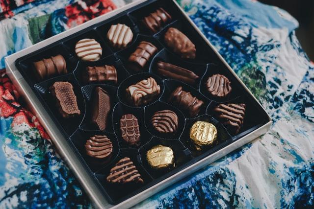 ホワイトデー チョコレート