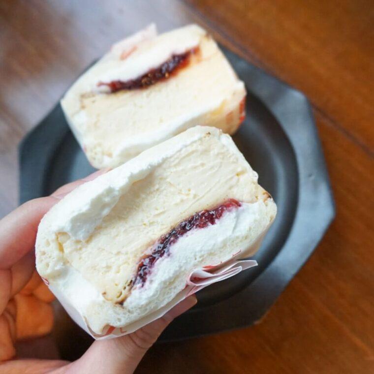 マヨルカ バスクチーズケーキサンド