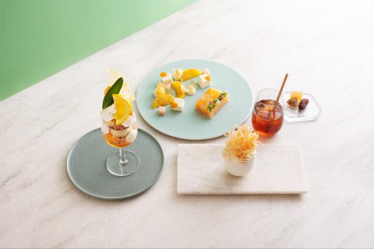柑橘のフルコース