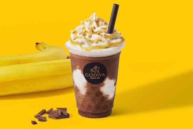 ショコリキサー ミルクチョコレートバナナ
