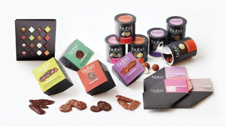 ブボバルセロナ チョコレート食べ放題