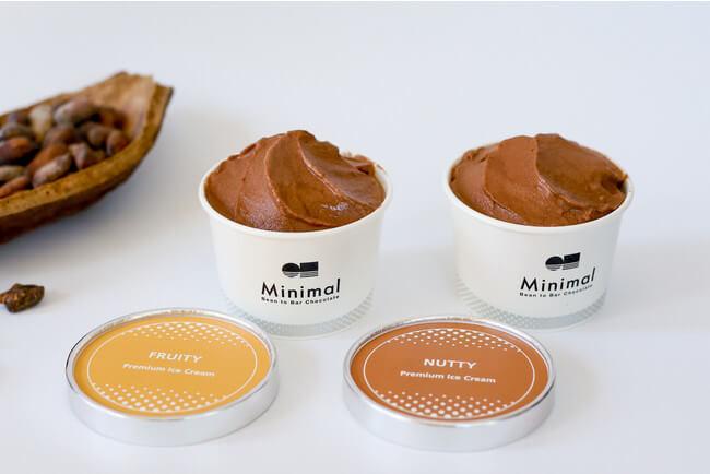 ミニマル アイス
