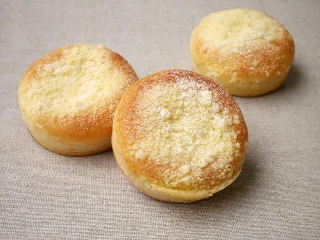 北海道チーズのクリームパン