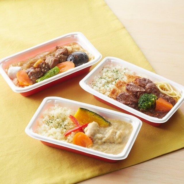 JAL機内食 北海道シリーズ
