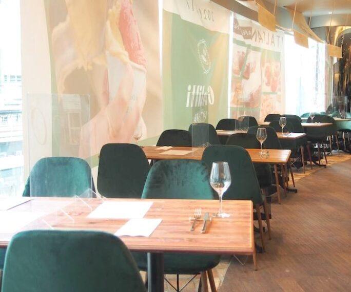 ジョリッティ カフェ有楽町マルイの店舗情報