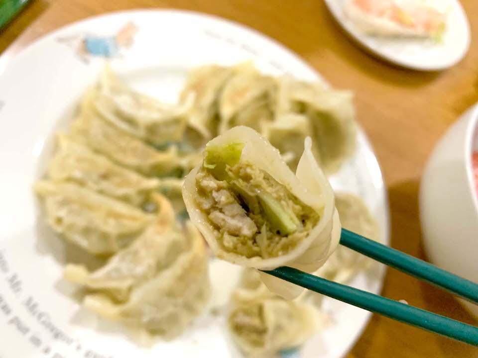 餃子屋龍 牡蠣餃子