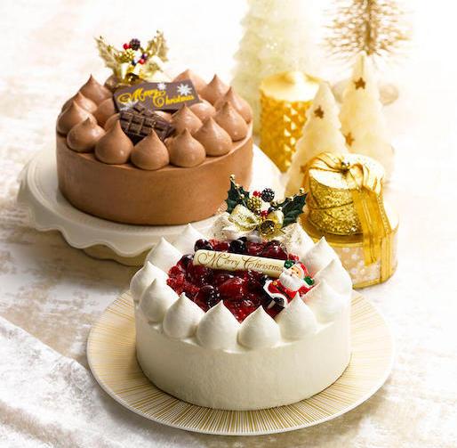 ロイヤルホスト クリスマスケーキ2021