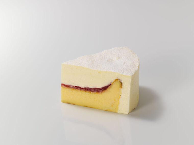 レイヤーチーズケーキ