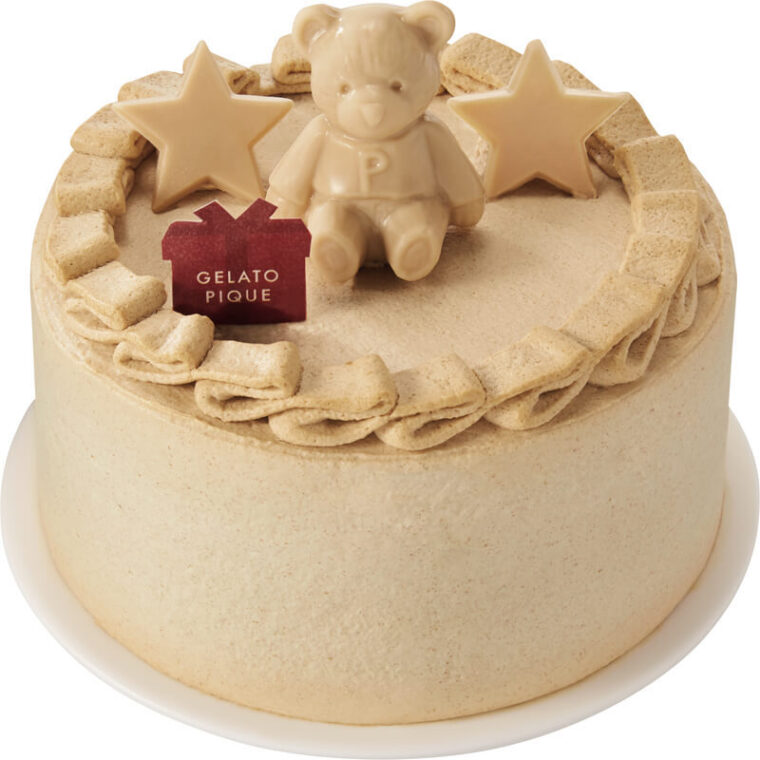 【ジェラート・ピケ】ブランベアの焦がしバターキャラメルケーキ