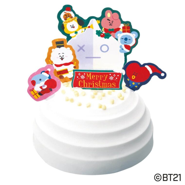 キャラデコクリスマスBT21「BTS」