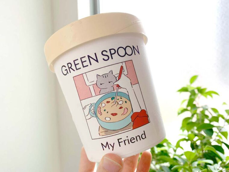 グリーンスプーン My friend