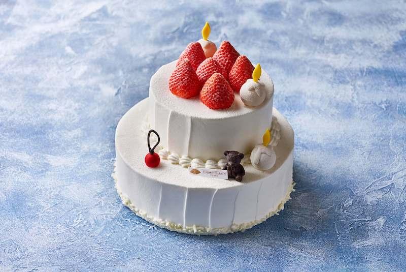 千疋屋クイーンストロベリー プレミアムショートケーキ