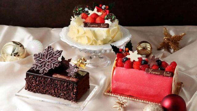 ベルアメール クリスマスケーキ2021