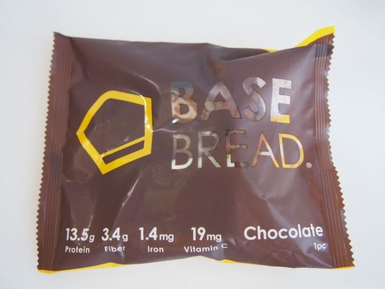 """ベースブレッド """"チョコレート"""""""